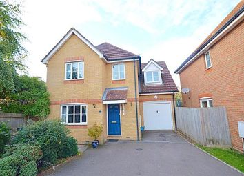 Thumbnail 4 bedroom detached house for sale in Sun Valley Way, Eythorne, Dover, Kent