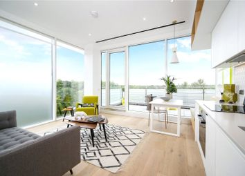 Thumbnail 2 bed flat for sale in Apt Living - Kew Bridge, Great West Road, Brentford