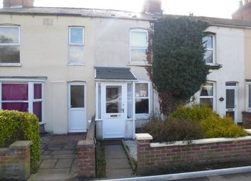 Thumbnail 2 bed terraced house to rent in London Road, Long Sutton, Spalding
