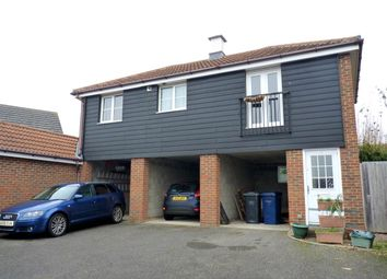 Thumbnail 1 bed flat to rent in Chapelwent Road, Haverhill, Suffolk