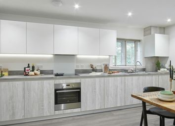 Thumbnail 2 bed flat for sale in Crofton House, Tower View, Kings Hill, Kent