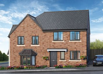 """Thumbnail 3 bed property for sale in """"The Kendal"""" at Close Street, Hemsworth, Pontefract"""