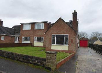 Thumbnail 4 bed semi-detached house for sale in Newsham Way, Northallerton
