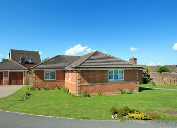 Thumbnail 3 bed bungalow for sale in Swallowfields, Gillingham
