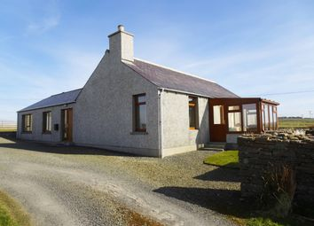 Thumbnail 3 bed cottage for sale in Whitehouse Cottage, Stenness