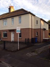 Thumbnail 2 bedroom flat for sale in Mckinlay Crescent, Irvine, North Ayrshire