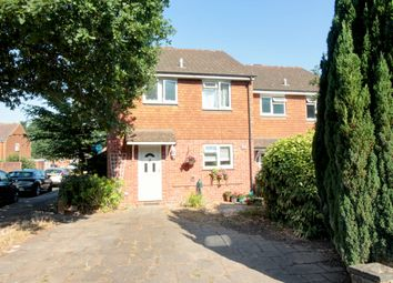 Thumbnail 3 bed terraced house for sale in The Greenway, Hurst Green, Oxted