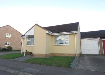 Thumbnail 2 bed detached bungalow to rent in Westell Close, Baldock