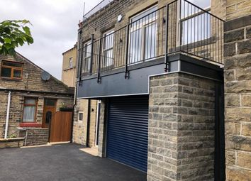 Thumbnail 5 bed semi-detached house for sale in Rose Mount, 6 Hollins Crescent, Hebden Bridge