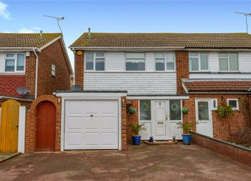 Thumbnail 3 bed semi-detached house for sale in Lee Lotts, Great Wakering, Essex