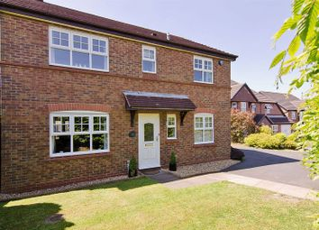 Thumbnail 4 bed detached house for sale in Sweetbriar Way, Cannock