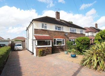 Lansdowne Road, West Ewell KT19. 3 bed semi-detached house