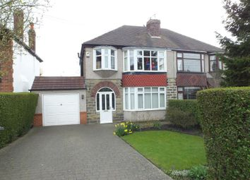 Thumbnail 3 bed semi-detached house to rent in Norton Park Road, Norton, Sheffield