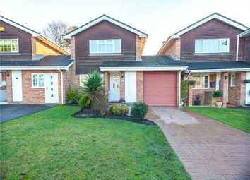 Thumbnail 3 bed link-detached house for sale in Elizabeth Avenue, Bagshot, Surrey