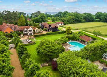 Thumbnail 11 bed detached house for sale in Alfold Road, Dunsfold, Godalming, Surrey