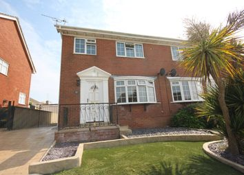 Thumbnail 3 bed semi-detached house to rent in Underidge Drive, Paignton