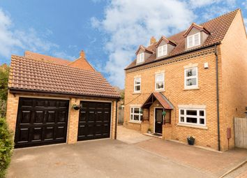 Thumbnail 5 bedroom detached house for sale in Abbeydore Grove, Monkston
