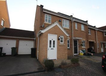 Thumbnail 3 bed property to rent in Oaktree Place, St Georges, Weston-Super-Mare