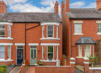 Thumbnail 2 bed end terrace house for sale in Clifford Street, Shrewsbury
