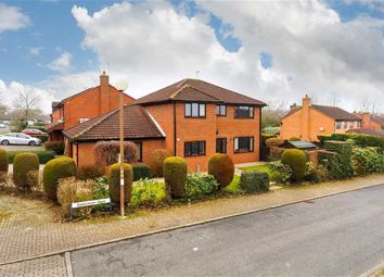 Thumbnail 4 bed detached house for sale in Belvoir Avenue, Emerson Valley, Milton Keynes