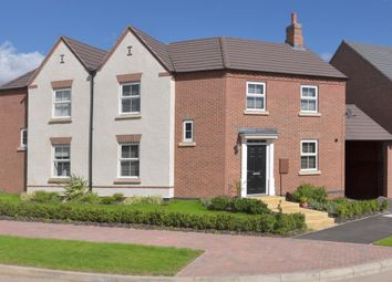 """Thumbnail 3 bedroom semi-detached house for sale in """"Fairway"""" at Costock Road, East Leake, Loughborough"""