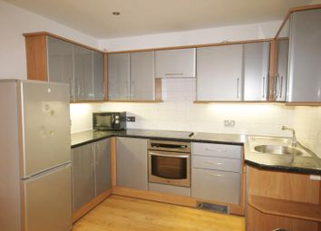 Thumbnail 1 bed flat to rent in Clandon Avenue, Egham, Surrey