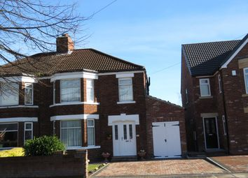 Thumbnail 3 bed semi-detached house to rent in Dodsworth Avenue, York