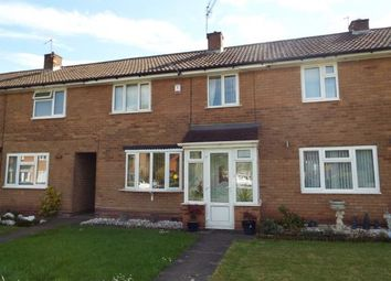 3 bed terraced house for sale in Cophams Close, Solihull, West Midlands B92