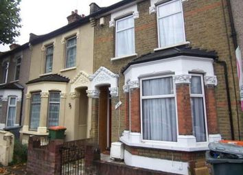 Thumbnail 2 bedroom terraced house to rent in Hollington Road, East Ham, London
