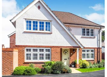 Thumbnail 4 bed detached house for sale in Springhill, Shifnal