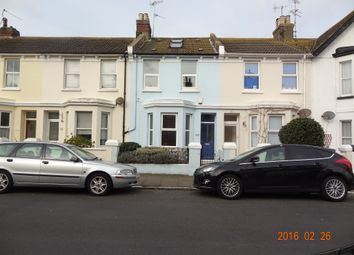3 bed terraced house to rent in Latimer Road, Eastbourne BN22
