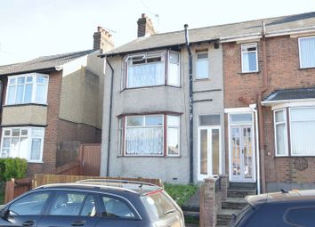 Thumbnail 2 bedroom end terrace house for sale in St. Augustine Avenue, Luton