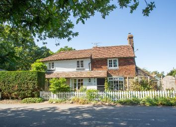 Thumbnail 3 bed detached house for sale in Three Cups, Heathfield, East Sussex