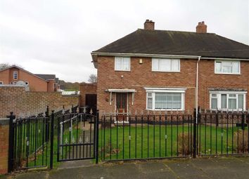 Thumbnail 3 bed semi-detached house for sale in Longmeadow Crescent, Shard End, Birmingham