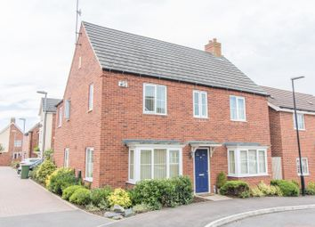Thumbnail 5 bed detached house for sale in Aspen Road, Rugby