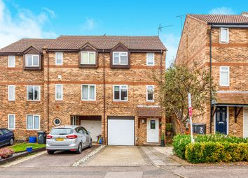 Thumbnail 4 bedroom town house for sale in Liberty Close, Hertford