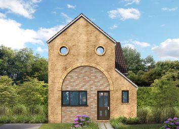 Thumbnail 2 bedroom property for sale in Old Mill Close, Whittington, King's Lynn