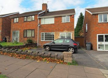 Thumbnail 3 bed semi-detached house for sale in Friary Road, Handsworth Wood, Birmingham