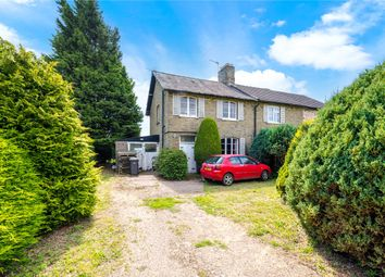 Thumbnail 3 bed semi-detached house for sale in The Moors, Branston, Lincoln