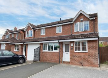Eborne Croft, Balsall Common, Coventry CV7. 3 bed semi-detached house for sale