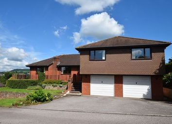 Thumbnail 4 bedroom detached house for sale in Clevedon Park, Sidmouth