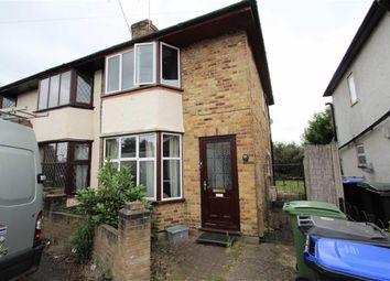 Thumbnail 3 bed semi-detached house to rent in Nine Stiles Close, Denham, Uxbridge