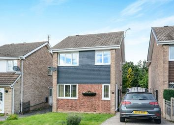 Thumbnail 3 bedroom detached house for sale in Meadow Hill Road, Hasland, Chesterfield