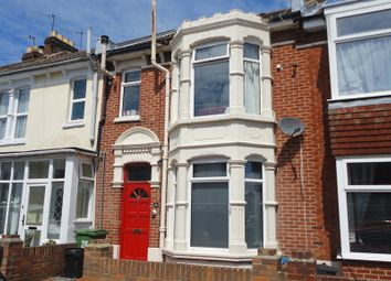 Thumbnail 3 bedroom terraced house for sale in Wykeham Road, Portsmouth