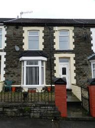Thumbnail 4 bed terraced house to rent in Adare Terrace, Treorchy