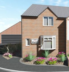 Thumbnail 3 bed semi-detached house for sale in The Harewood, Plot 13, Quarry Lane, Mansfield