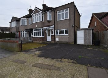 Thumbnail 4 bed end terrace house to rent in Eastwood Drive, Rainham