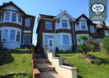 3 bed semi-detached house for sale in London Road, Whitley, Coventry CV3