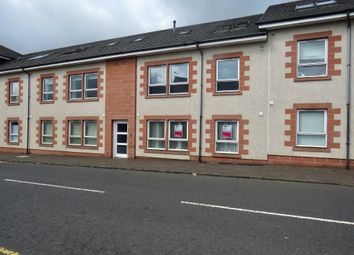 Thumbnail 2 bed flat for sale in Nursery Avenue, Kilmarnock