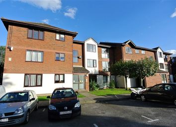 Thumbnail 1 bed flat to rent in Wyvern Place, Green Lane, Addlestone, Surrey